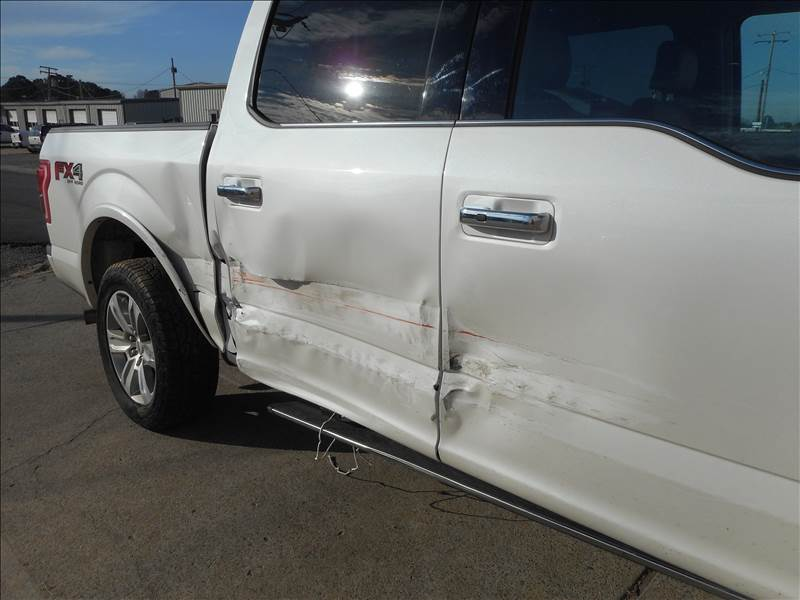 Ford Aluminum Body >> Ford F-150 Aluminum pickup truck | Charlies Auto Paint & Body